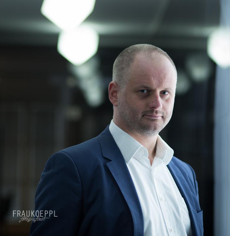 Walter Putz. Foto: FRAU KÖPPL/Daniela Köppl | SQL Solutions
