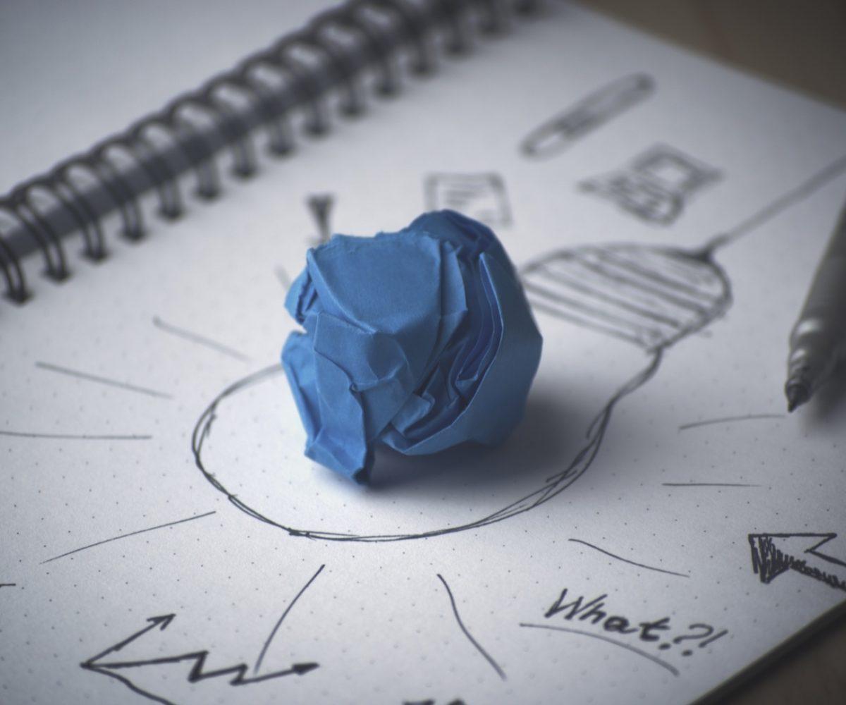 Ideenzeichnung. Foto: Pxhere.com/CC | SQL Solutions